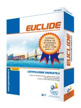 Euclide Certificazione Energetica 2019 PRO su TopografiaECad