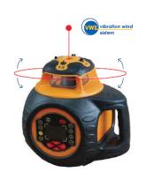 Livello Laser Tecnix - FL 550H-G su TopografiaECad