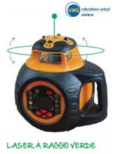 Livello Laser Tecnix - FLG 500HV GREEN su TopografiaECad