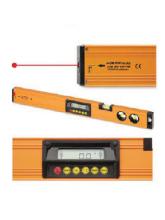 Livella Elettronica con puntatore laser su TopografiaECad